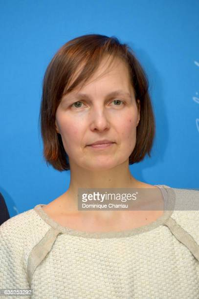 Producer Melanie Berke attends the 'Beuys' photo call during the 67th Berlinale International Film Festival Berlin at Grand Hyatt Hotel on February...