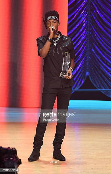 Producer Metro Boomin attends the 2016 BMI RB/HipHop Awards at Woodruff Arts Center on September 1 2016 in Atlanta Georgia
