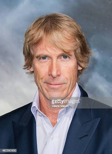 Producer Michael Bay arrives at the Premiere Of Paramount Pictures' Project Almanac at TCL Chinese Theatre on January 27 2015 in Hollywood California