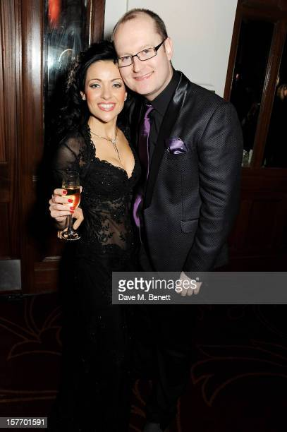 Producer Michael Harrison attends an after party celebrating the press night performance of 'The Bodyguard' at on December 5 2012 in London England