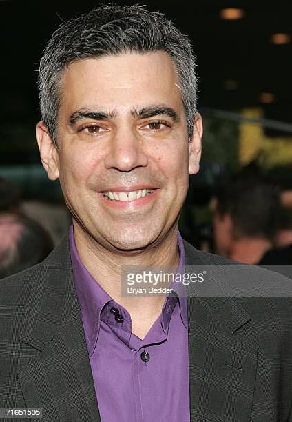 Producer Michael London attends Yari Film Group's premiere of The Illusionist at Chelsea West Cinemas August 15 2006 in New York City