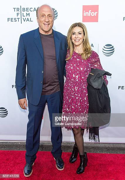 Producer Michael Phillips attends 'Taxi Driver' 40th Anniversary Celebration during 2016 Tribeca Film Festival at The Beacon Theatre on April 21 2016...