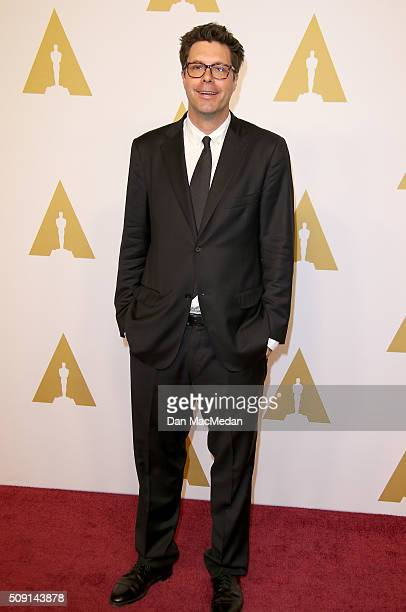 Producer Michael Schaefers attend the 88th Annual Academy Awards Nominee Luncheon in Beverly Hills California