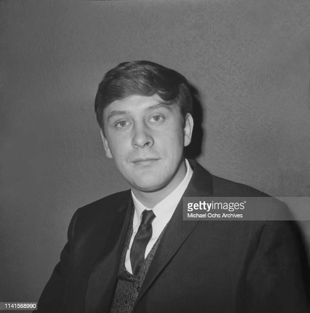 Producer Mickie Most poses for a portrait in circa 1962
