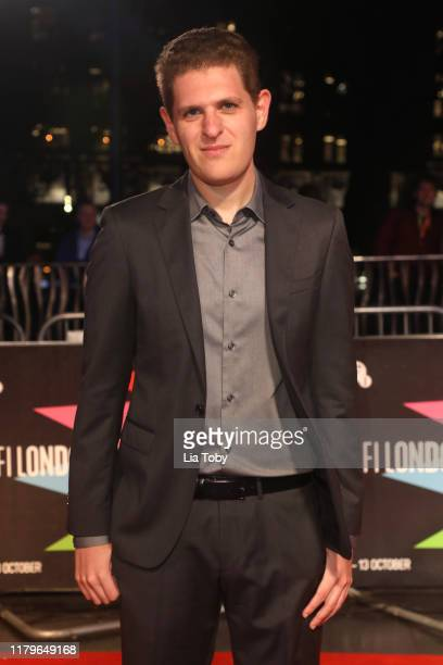 Producer Mike Makowsky attends the Bad Education UK Premiere during the 63rd BFI London Film Festival at the Odeon Luxe Leicester Square on October...