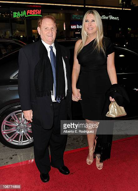Producer Mike Medavoy and wife Irena Medavoy arrive at the Black Swan closing night gala during AFI FEST 2010 presented by Audi held at Grauman's...