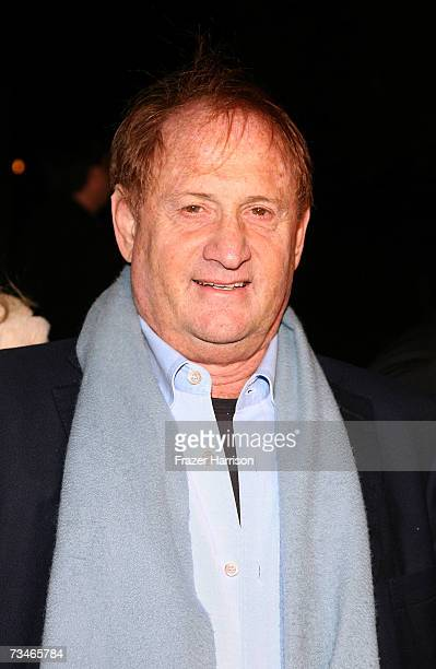 Producer Mike Medavoy arrives at the Paramount Pictures' Premiere Of 'Zodiac' held at Paramount Studios on March 12007 in Los Angeles California
