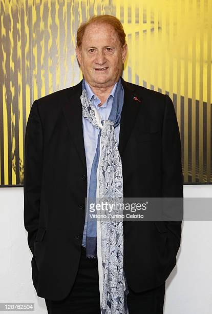 Producer Mike Medavoy attends the 'Premio Raimondo Rezzonico' photocall during the 64th Festival del Film di Locarno on August 9 2011 in Locarno...