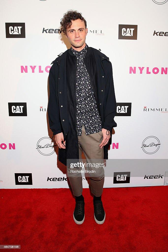 NYLON Magazine's Spring Fashion Issue Celebration Hosted By Rita Ora