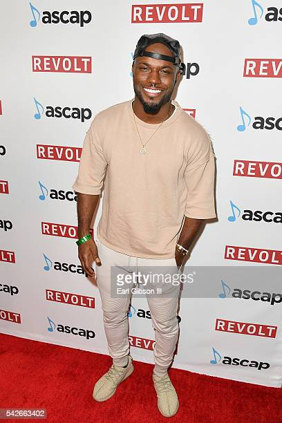 Producer Milan Christopher attends the 2016 ASCAP Rhythm Soul Awards at the Beverly Wilshire Four Seasons Hotel on June 23 2016 in Beverly Hills...