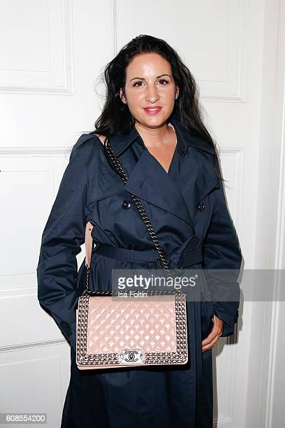 Producer Minu BaratiFischer attends the First Steps Awards 2016 at Stage Theater on September 19 2016 in Berlin Germany