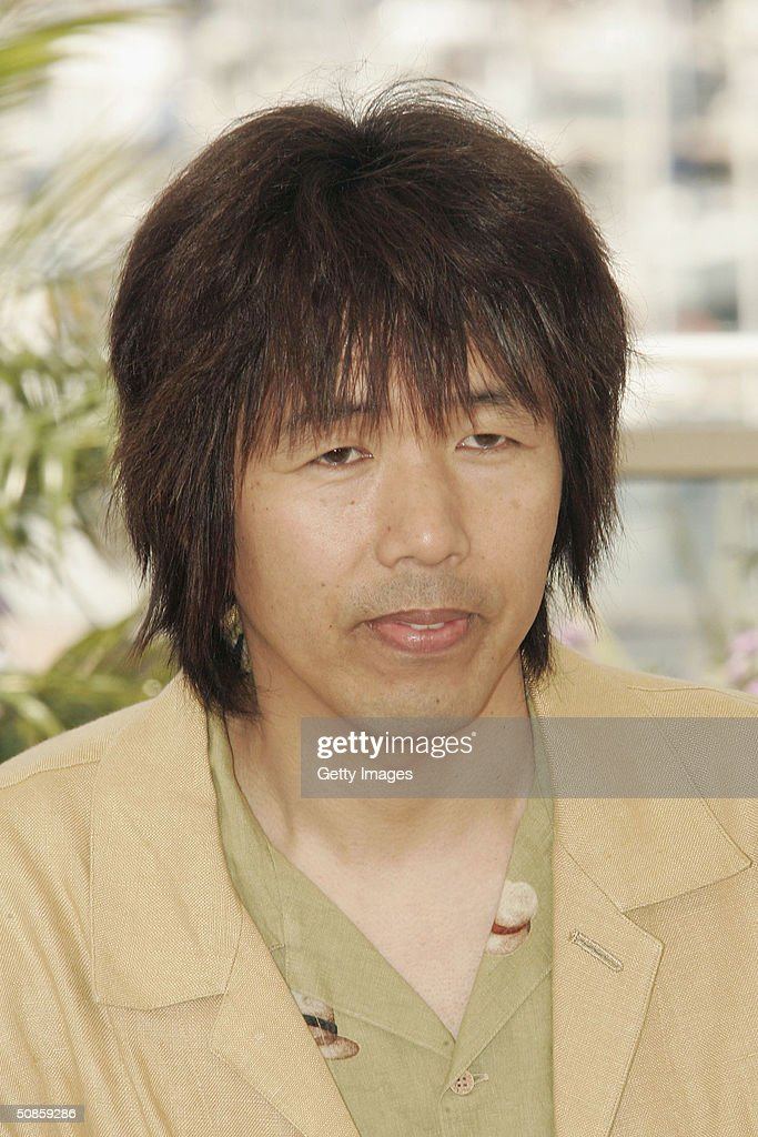 Producer Mitsuhisa Ishikawa attends photocall for 'Innocence' at Le Palais des Festival at the 57th Cannes Film Festival on May 20, 2004 in Cannes, France.