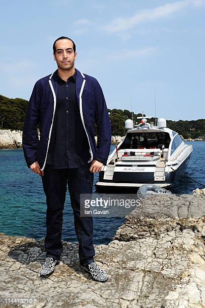 Producer Mohammed Al Turki attend the Sea Shepherd lunch sponsored by producers Mohammed Al Turki and Hamza Talhouni honoring Michelle Rodriguez and...