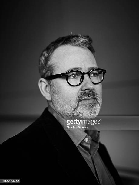 Producer Morgan Neville is photographed for Self Assignment on February 15 2016 in Berlin Germany