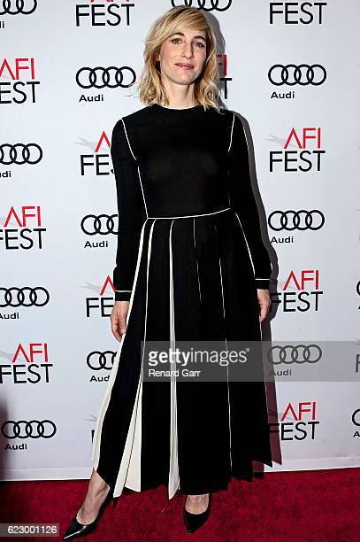 Producer Nancy Grant attends AFI FEST 2016 presented by Audi screening of 'It's Only The End Of The World' at the Egyptian Theatre on November 12...
