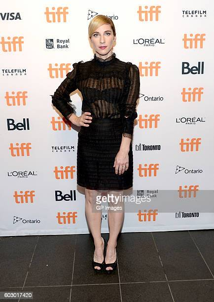 Producer Nancy Grant attends the It's Only The End Of The World premiere during the 2016 Toronto International Film Festival at TIFF Bell Lightbox on...