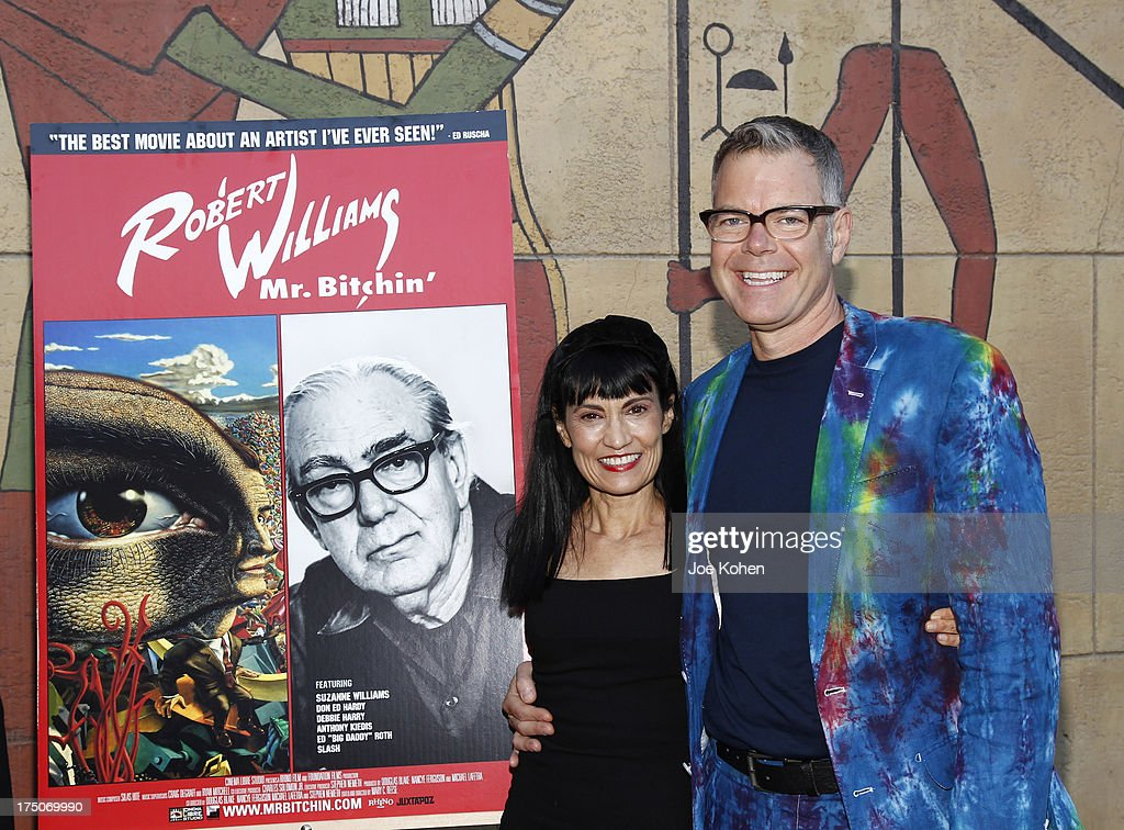"Screening Of ""Robert Williams Mr. Bitchin"" : News Photo"