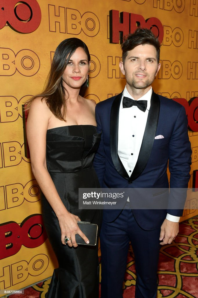 HBO's Post Emmy Awards Reception - Red Carpet
