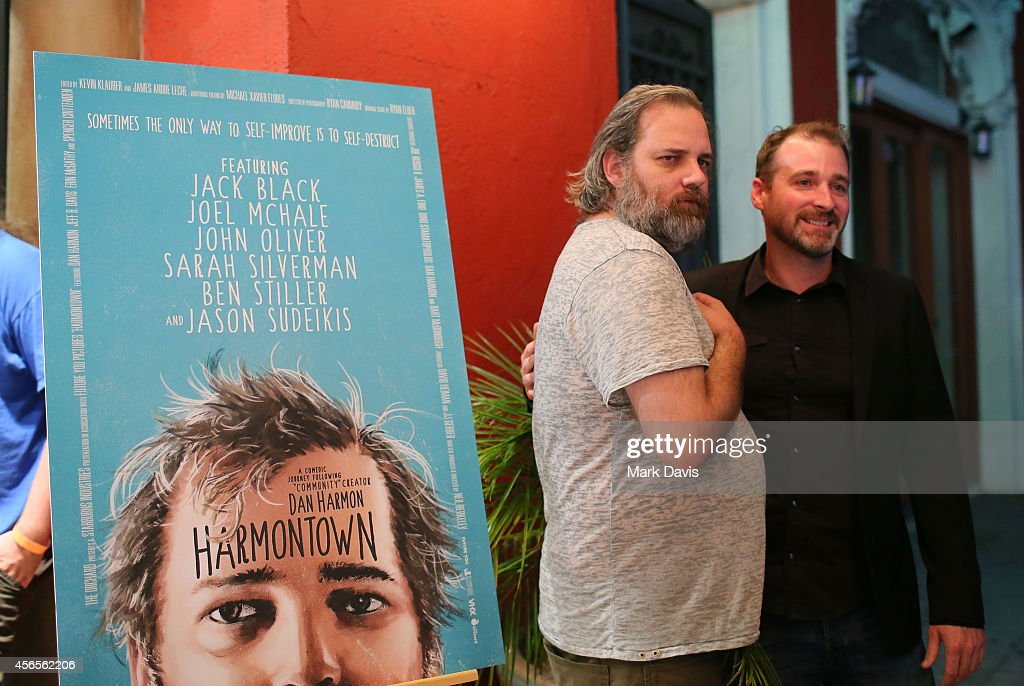 "Special Screening Of The Orchard's ""Harmontown"" : News Photo"