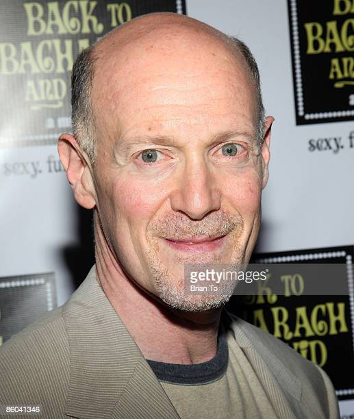 Producer Neil Meron arrives at Back to Bacharach and David Opening Night at Henry Fonda Theatre on April 19 2009 in Hollywood California