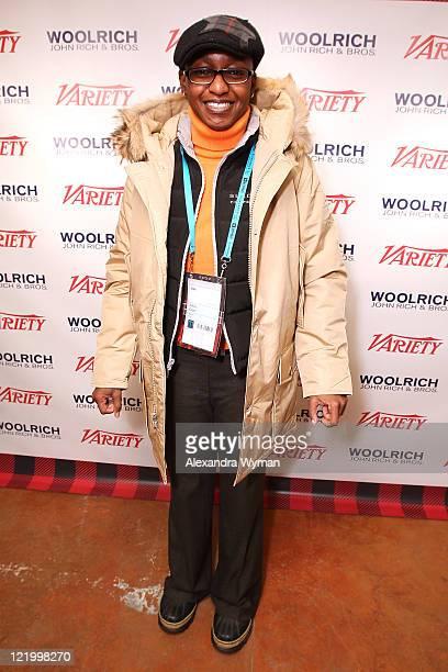 Producer Nekisa Cooper attends the Variety Studio at Sundance on January 21 2011 in Park City Utah