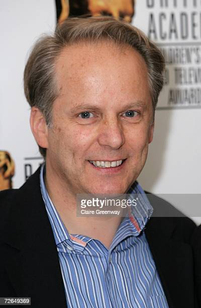 Producer Nick Park arrives at the 11th British Academy Children's Film Television Awards at the Park Lane Hilton hotel on November 26 2006 in London...