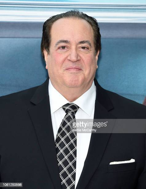 Producer Nick Vallelonga attends the Green Book New York Premiere at Paris Theatre on November 13 2018 in New York City