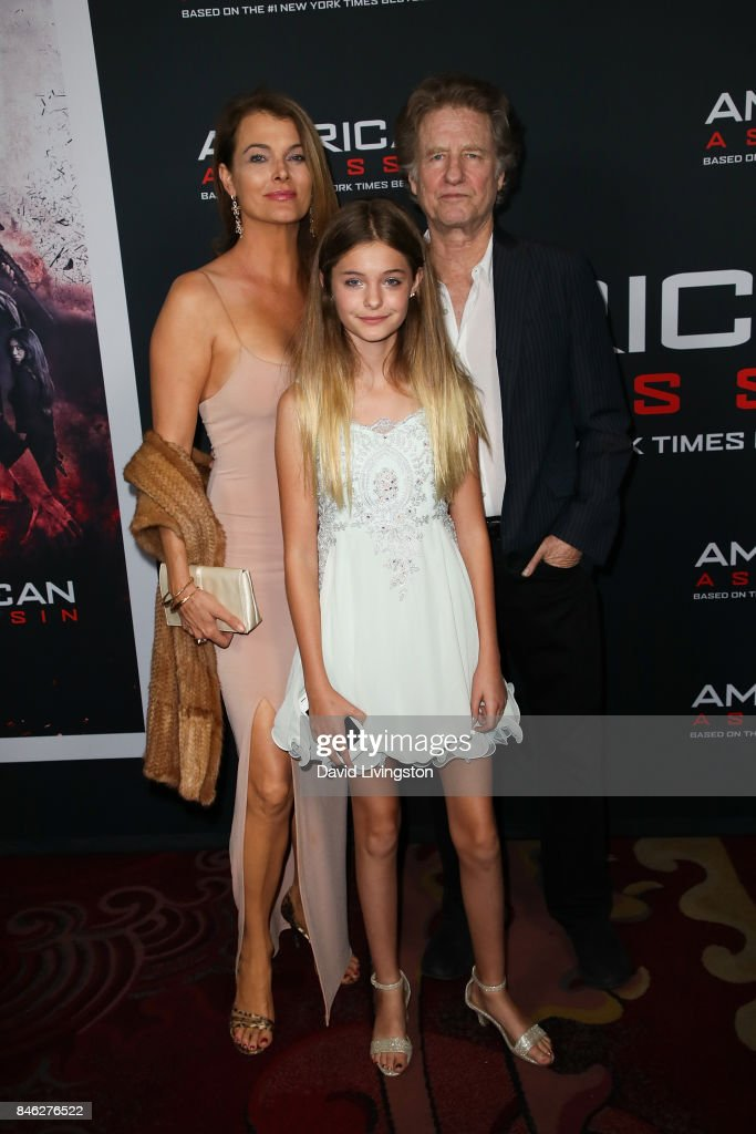 Producer Nick Wechsler and family attend a Screening of CBS Films and Lionsgate's 'American Assassin' at TCL Chinese Theatre on September 12, 2017 in Hollywood, California.