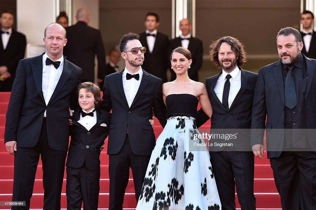 """""""A Tale Of Love And Darkness"""" Premiere - The 68th Annual Cannes Film Festival : News Photo"""