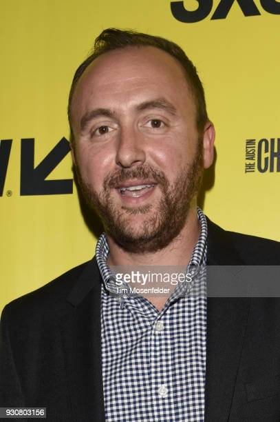 Producer Nicolas Gonda attends the premiere of Friday's Child at the Paramount Theatre on March 11 2018 in Austin Texas