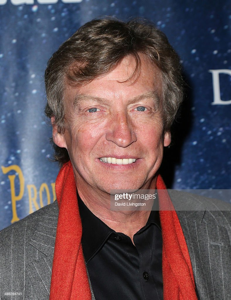 Producer Nigel Lythgoe attends 'Aladdin and His Winter Wish' opening night at the Pasadena Playhouse on December 11, 2013 in Pasadena, California.