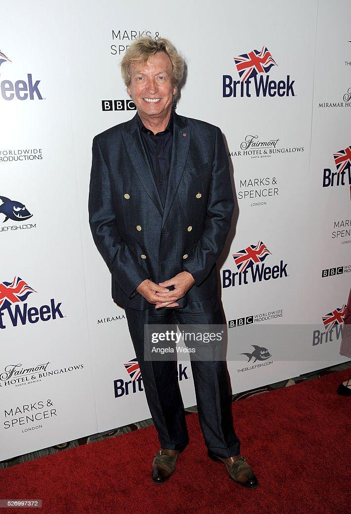 BritWeek's 10th Anniversary VIP Reception & Gala - Red Carpet
