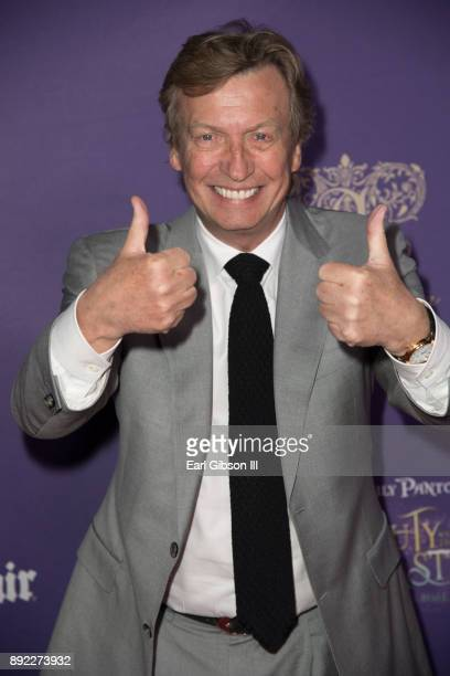 Producer Nigel Lythgoe attends the Lythgoe Family Pantos Opening Night Performance Of 'Beauty And The Beast' at Pasadena Civic Auditorium on December...
