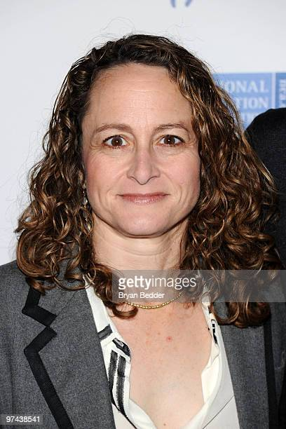 Producer Nina Jacobson attends the premiere of Diary Of A Wimpy Kid at the Ziegfeld Theatre on March 4 2010 in New York City