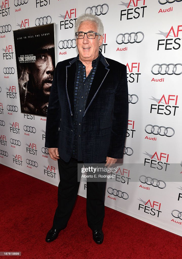 Producer Norton Herrick attends the premiere for
