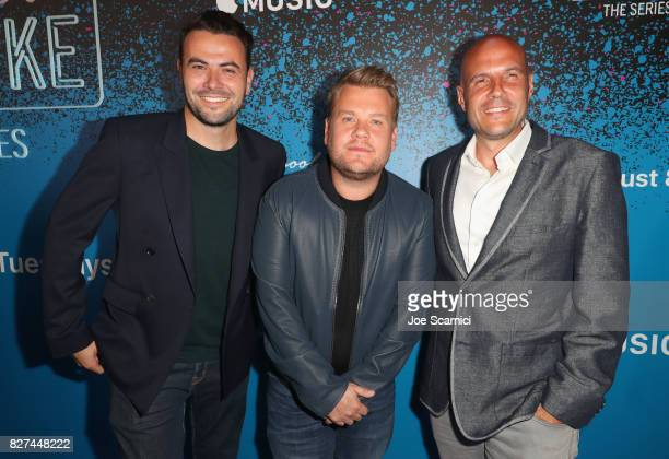 Producer of Carpool Karaoke series Ben Winston executive producer of Carpool Karaoke series James Corden and CBS executive producer/creative...
