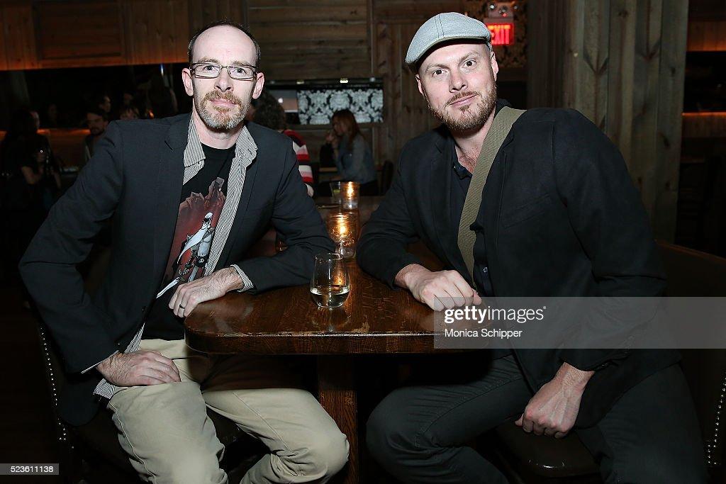 NY: Tribeca Film Festival Wrap Party