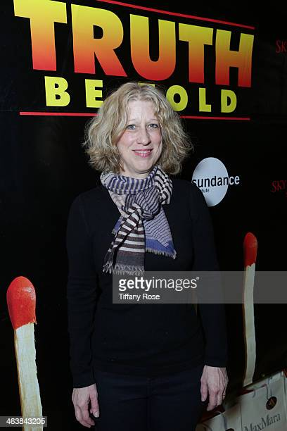 Producer of HBO's The Trails of Pamela Smart Lori Cheatle attends the Women In Film Presents the Eighth Annual Sundance Filmmakers Panel on January...