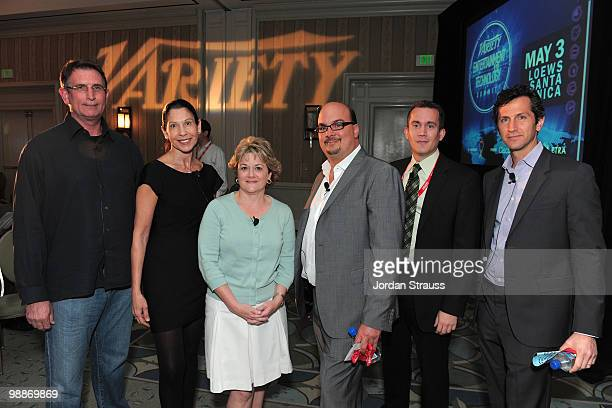 Producer of How To Train Your Dragon Bonnie Arnold Features Editor of Variety and Moderator Peter Debruge President of Worldwide Production...