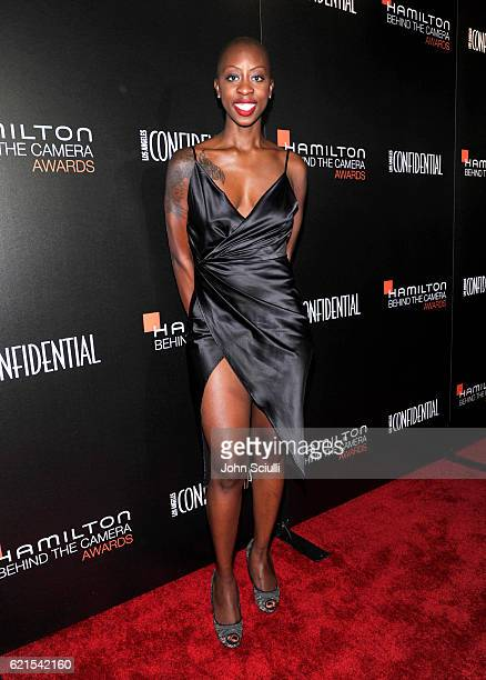 Producer Oge Egbuonu attends the Hamilton Behind The Camera Awards presented by Los Angeles Confidential Magazine at Exchange LA on November 6 2016...