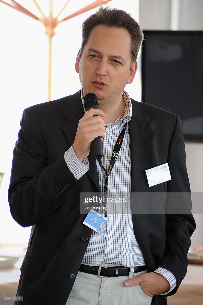 Producer Olaf Stuhrk attends the 'Producers On The Move' Luncheon at the The VIP Room during the 63rd Annual Cannes Film Festival on May 17, 2010 in Cannes, France.