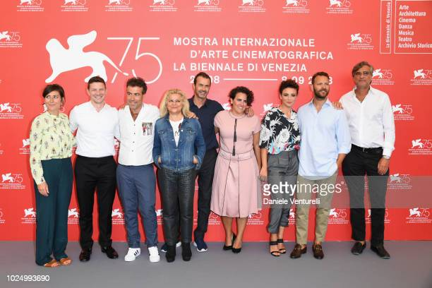 Producer Olivia Musini guest director Alessio Cremonini actress Milvia Marigliano producer Andrea Occhipinti guest actors Jasmine Trinca Alessandro...