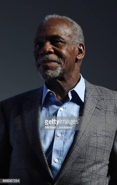 Producer on the film Danny Glover introduces a screening of 'Zama' during the 55th New York Film Festival at Alice Tully Hall on September 30 2017 in...