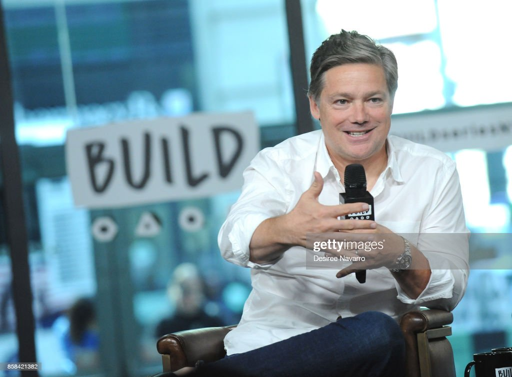 Producer Oren Koules attends Build to discuss 'Jigsaw' at Build Studio on October 6, 2017 in New York City.