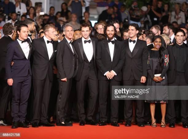 US producer Oscar Boyson US producer Sebastian Bear US screenwriter Ronnie Bronstein British actor Robert Pattinson US director Josh Safdie US...