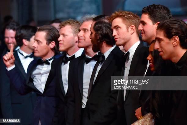 US producer Oscar Boyson US producer Sebastian Bear US screenwriter Ronnie Bronstein US director Josh Safdie British actor Robert Pattinson US...