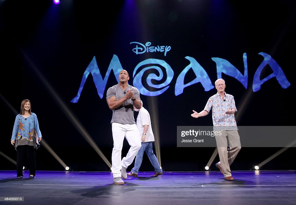 """Pixar And Walt Disney Animation Studios: The Upcoming Films"" Presentation At Disney's D23 EXPO 2015 : News Photo"