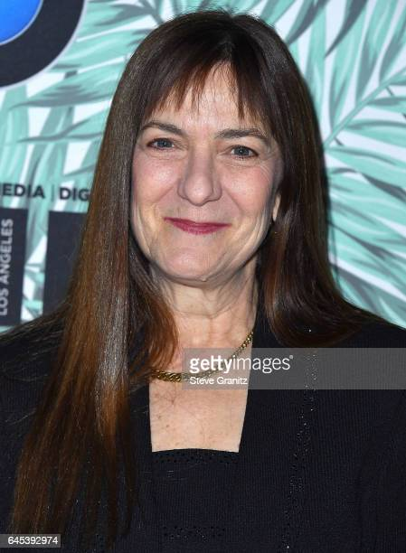 Producer Osnat Shurer arrives at the 10th Annual Women In Film PreOscar Cocktail Party at Nightingale Plaza on February 24 2017 in Los Angeles...