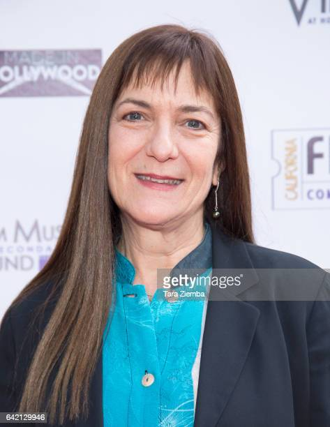 Producer Osnat Shurer arrives for the 6th Annual Made in Hollywood Honors at Heart of Hollywood Terrace on February 16 2017 in Hollywood California