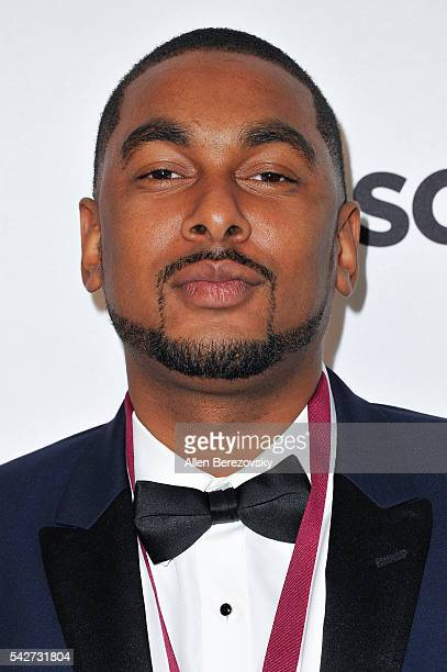 "Producer Ousala ""Prestley Snipes"" Aleem attends the 29th Annual ASCAP Rhythm and Soul Music Awards at the Beverly Wilshire Four Seasons Hotel on June..."